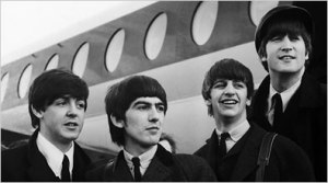Beatles at JFK