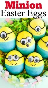 minion eggs