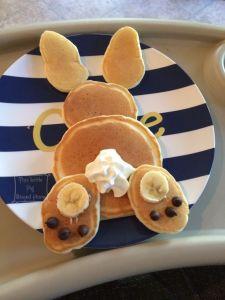 she knows pancake bunny