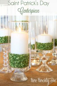 split pea candles