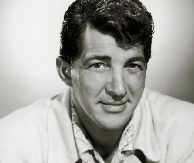 Dean Martin, circa 1958.