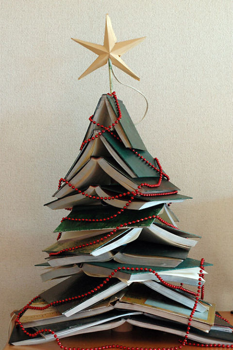 small-book-tree