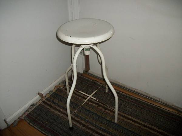 old medical stool