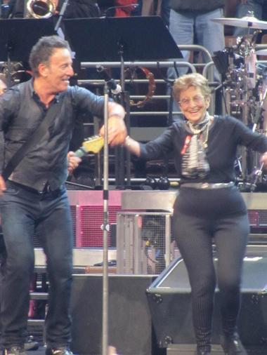 bruce and his mom 2012
