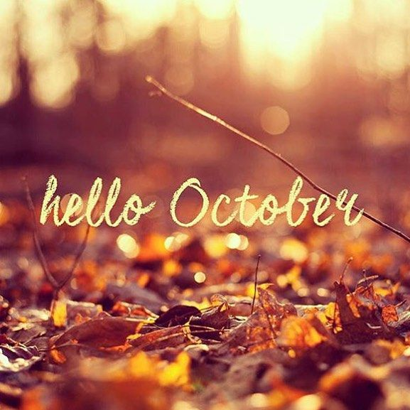 October photo image