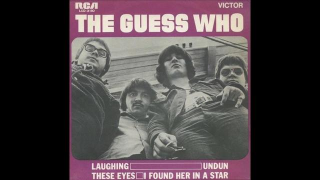 the guess who A