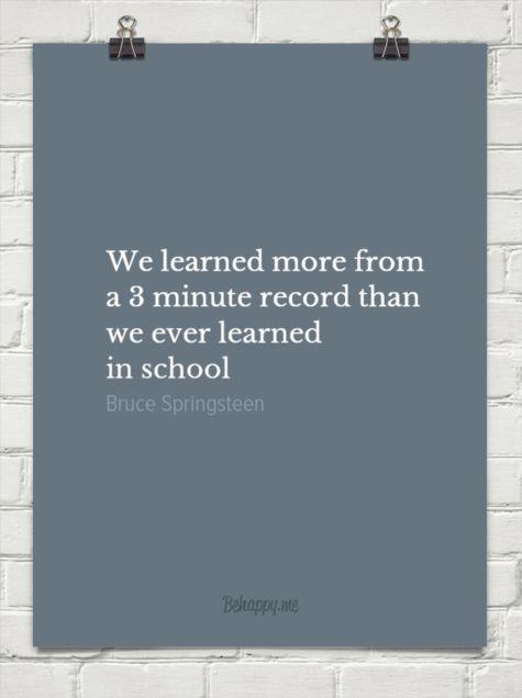 Bruce quote