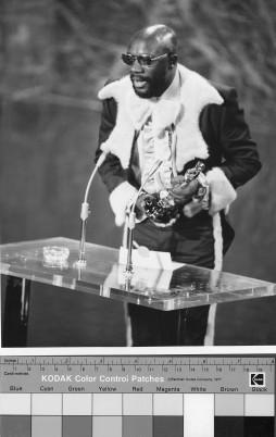 I Hayes 1972 Oscars