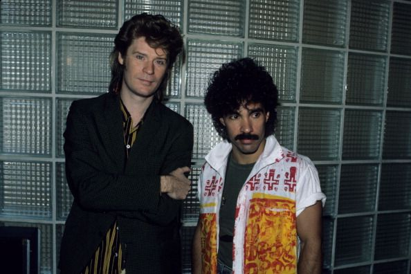 Hall and Oates 1984