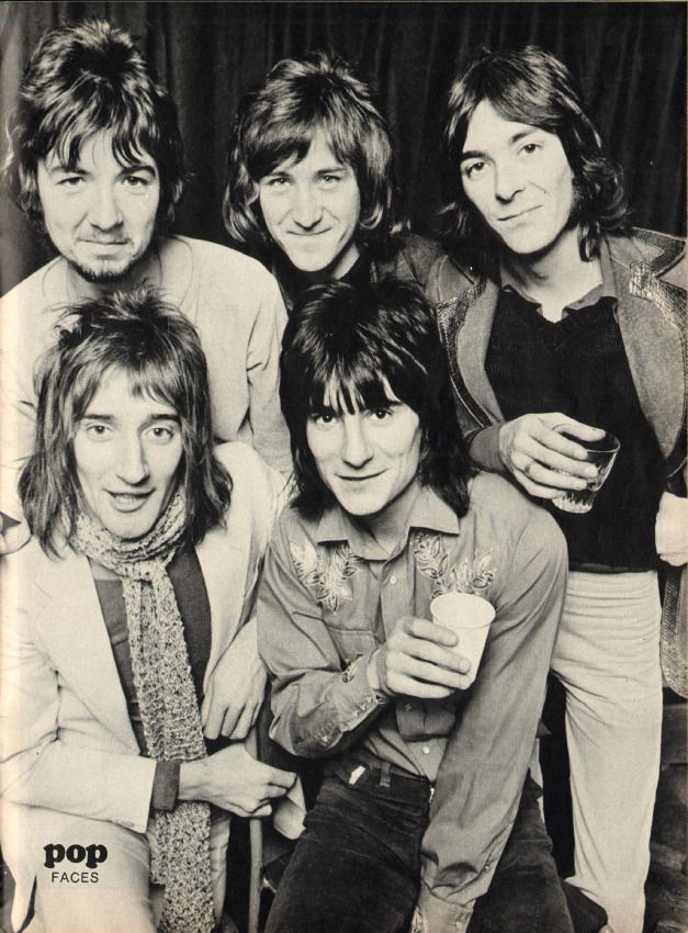 The Faces 1969