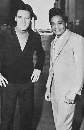 Wilson and Elvis