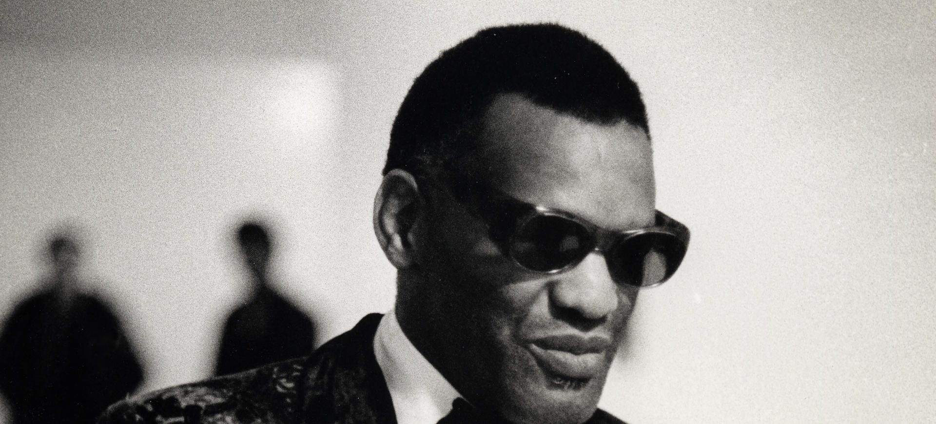 Ray Charles backstage San Francisco 12/5/71  sheet 905 frame 25a