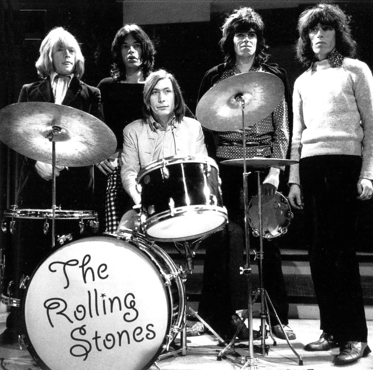 Stones 1968