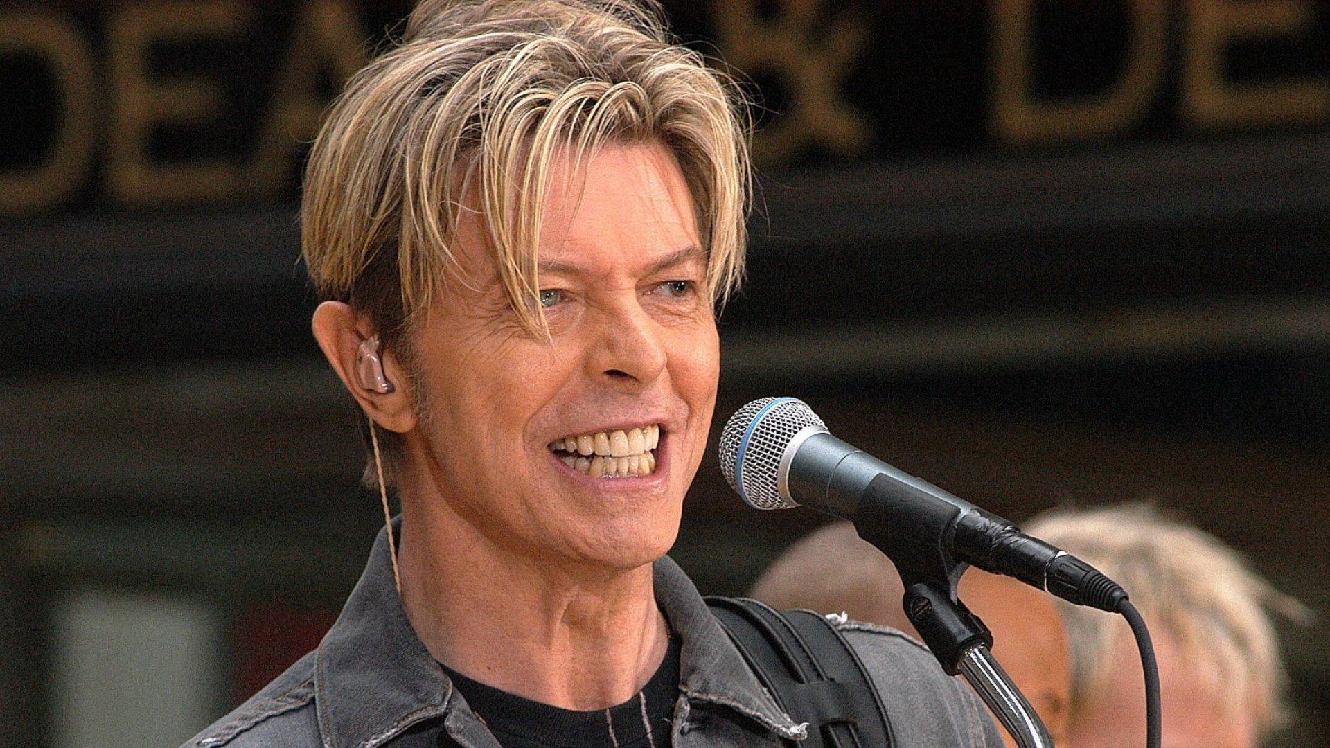 Bowie circa 2010
