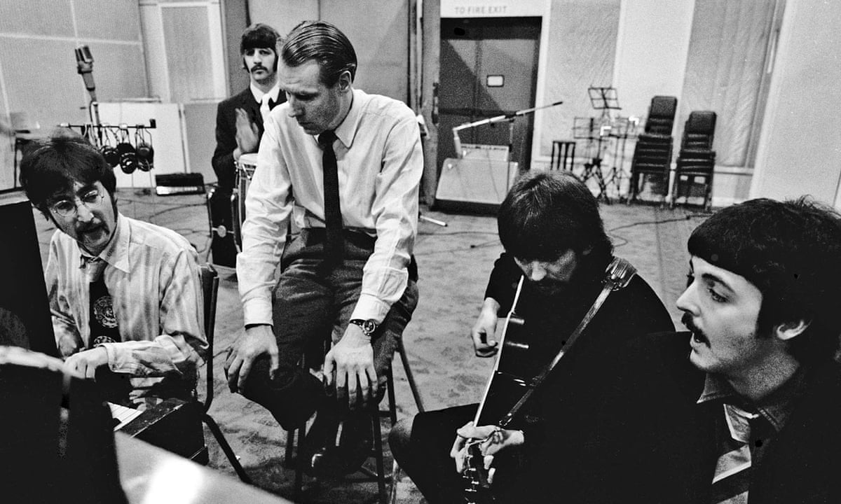 Martin and The Beatles