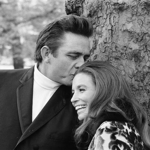 Johnny and June circa 1968