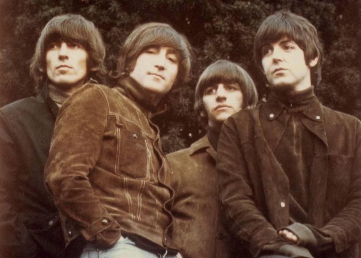 Rubber Soul 1965