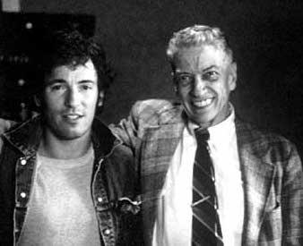 Bruce and John