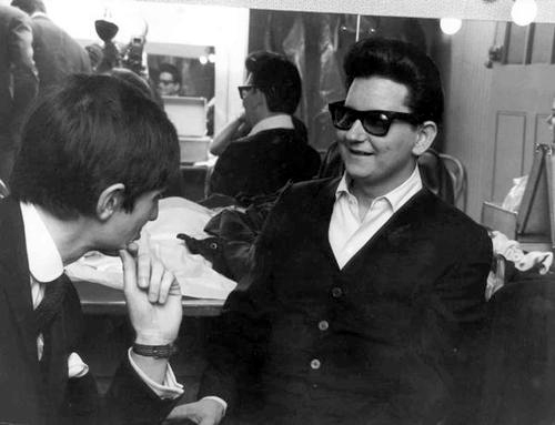 George and Roy 1964