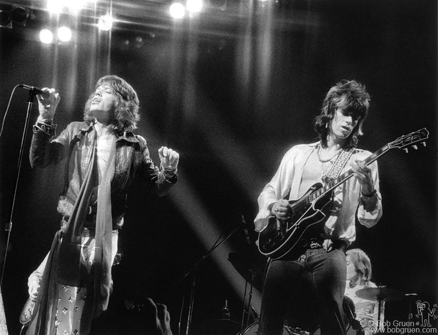 Rolling Stones, Jagger, Mick & Richards, Mick